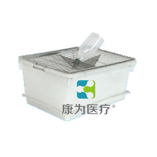 """""""康为医疗""""M-5型(去底)大鼠饲养笼"""