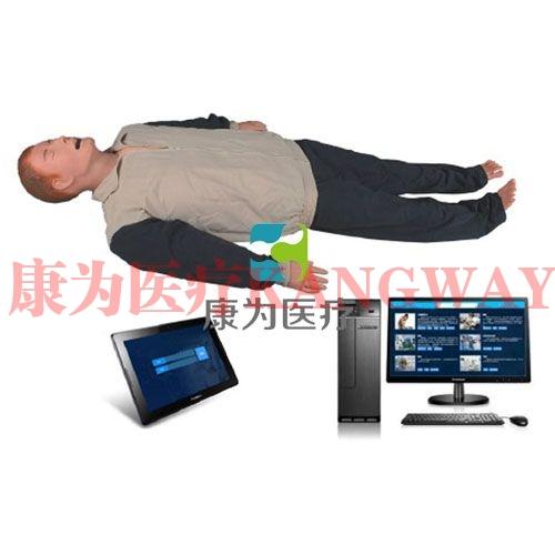 """betvlctor26伟德医疗"" 高智能数字化成人综合急救技能训练系统(ACLS 高级生命支持、计算机控制)无线版"