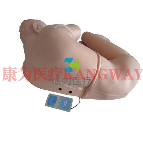"""康为医疗""""腰椎穿刺训练仿真标准化病人(电子监测)"""