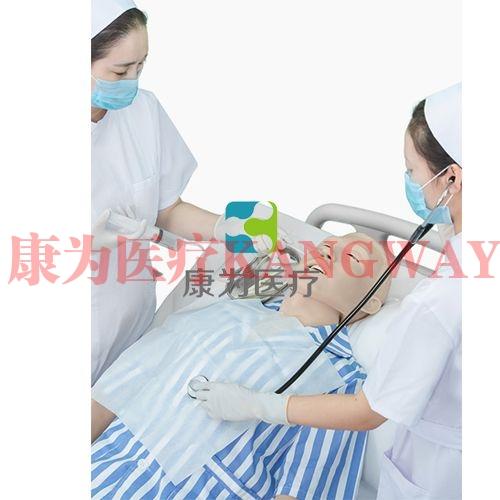 """""""康为医疗""""管饲与排泄模拟训练系统(男性)"""
