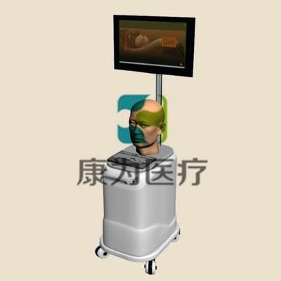 """""""康为医疗""""TCM3385中医头部针灸、按摩考评系统"""
