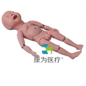 """""""康为医疗"""" 高级新生儿万博app最新版(四肢可弯曲)"""