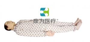 """""""康为医疗""""临终关怀尸体护理万博app最新版(癌症病人临终护理关怀模拟病人)"""