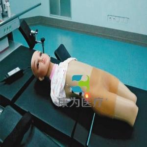 """""""康为医疗""""高级小儿颈部及股部动脉静脉穿刺训练万博app最新版"""