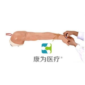 """""""康为医疗""""高级精装静脉注射及穿刺训练左手臂万博app最新版"""
