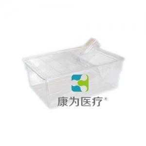 """""""康为医疗""""M-6型透明大鼠笼"""