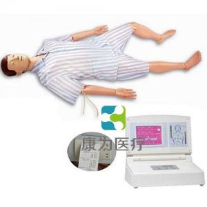 """betvlctor26伟德医疗""多功能急救护理训练模拟(心肺复苏、基础护理二合一)"