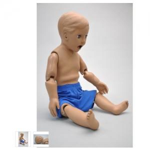 德国3B Scientific®Mike & Michelle®1岁幼儿护理万博app最新版