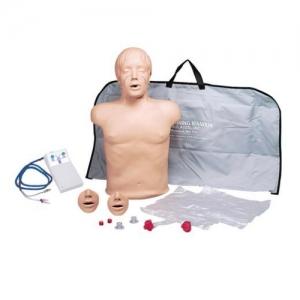 德国3B Scientific®Brad™ 紧凑型心肺复苏训练人体万博app最新版,带电子显示装置