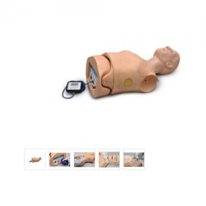 德国3B Scientific®高级心肺复苏与除颤训练万博app最新版