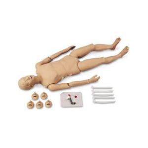 德国3B Scientific®全身心肺复苏(CPR)人体BETVICTOR伟德网址,带创伤