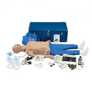 "德国3B Scientific®豪华型""PLUS"" CRiSis™ 人体模型"