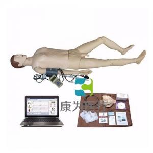 """betvlctor26伟德医疗""高级电脑全功能急救训练模拟人(心肺复苏CPR与血压测量、基础护理)"