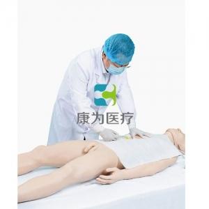 """""""betvlctor26伟德医疗""""高级心包穿刺与心内注射仿生标准化病人(全身骨骼)"""
