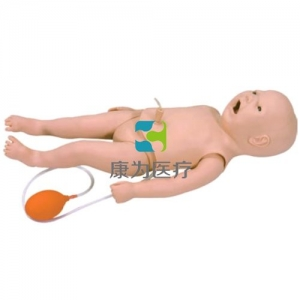 """betvlctor26伟德医疗""简易婴儿急救标准化模拟病人,婴儿急救模拟人(带电子监测)"