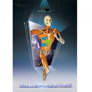 """""""betvlctor26伟德医疗""""系统解剖3D虚拟教学系统"""