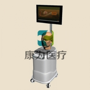 """betvlctor26伟德医疗""TCM3384中医头部针灸穴位训练考评系统"