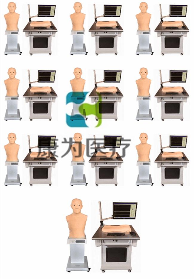 中医推拿手法及针灸仿真一体化模拟考评系统